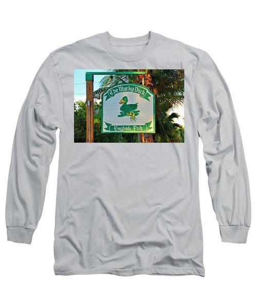 Mucky Duck I Long Sleeve T-Shirt