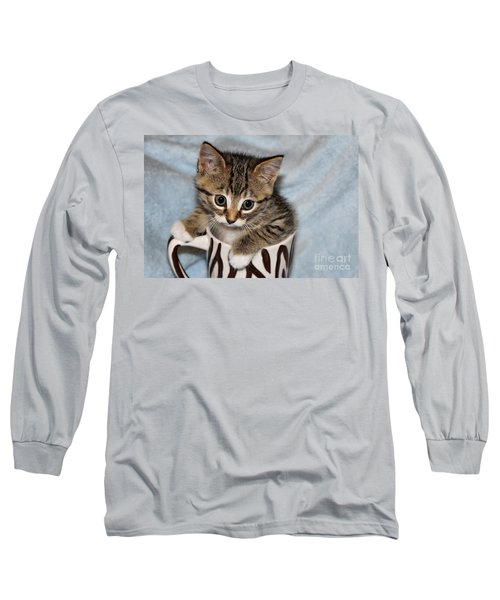 Mug Kitten Long Sleeve T-Shirt