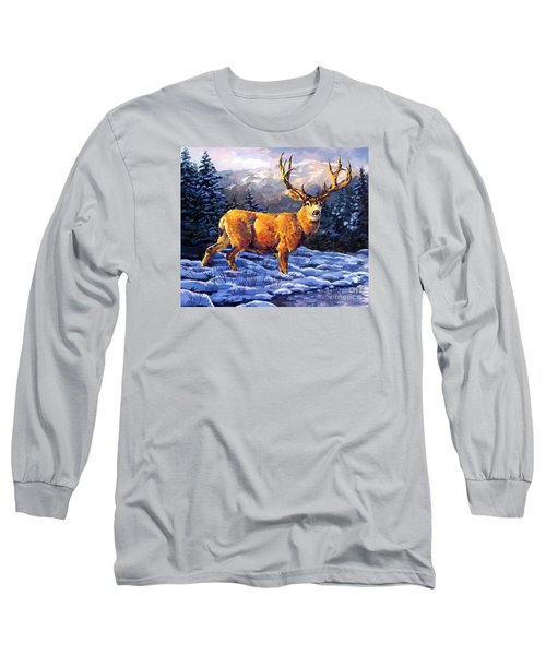 Mule Deer 2 Long Sleeve T-Shirt