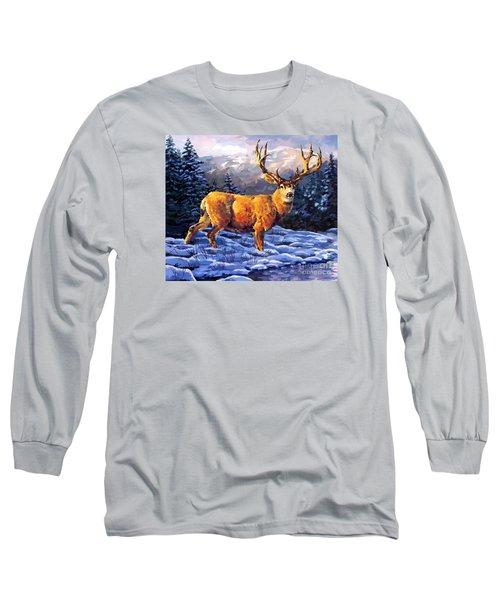 Mule Deer 2 Long Sleeve T-Shirt