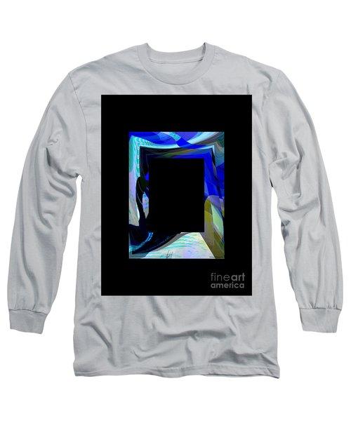 Multidimension Long Sleeve T-Shirt by Thibault Toussaint