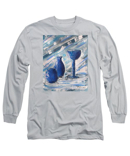 My Blue Vases Long Sleeve T-Shirt