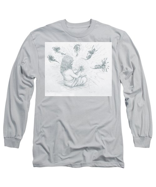 My Father's Salvation Long Sleeve T-Shirt