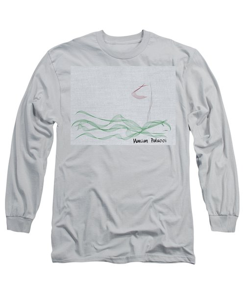 My First Golf Picture Long Sleeve T-Shirt