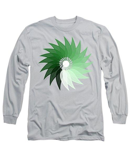 My Green Leaf Long Sleeve T-Shirt