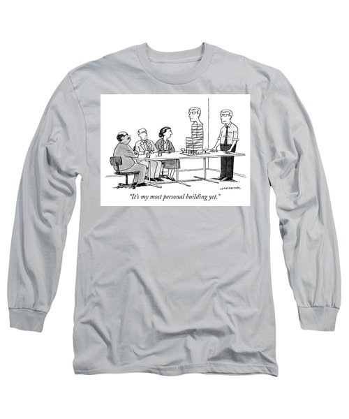 My Most Personal Building Long Sleeve T-Shirt