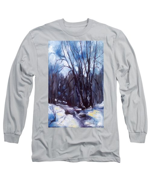 My Uncle Jack's Old Oak Tree Long Sleeve T-Shirt