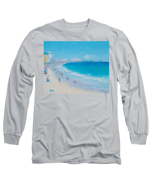 Myrtle Beach And Springmaid Pier Long Sleeve T-Shirt