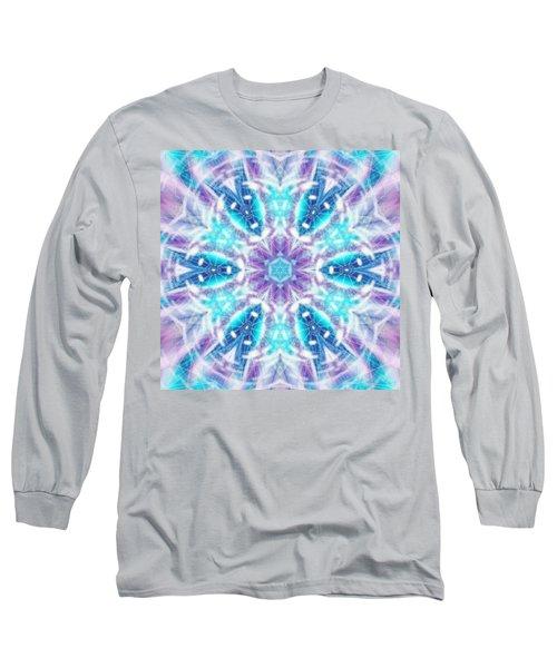 Long Sleeve T-Shirt featuring the digital art Mystic Universe 1 Kk2 by Derek Gedney