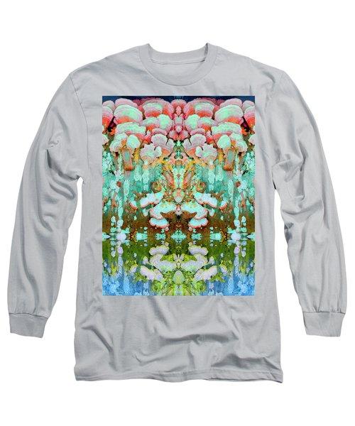 Mythic Throne Long Sleeve T-Shirt