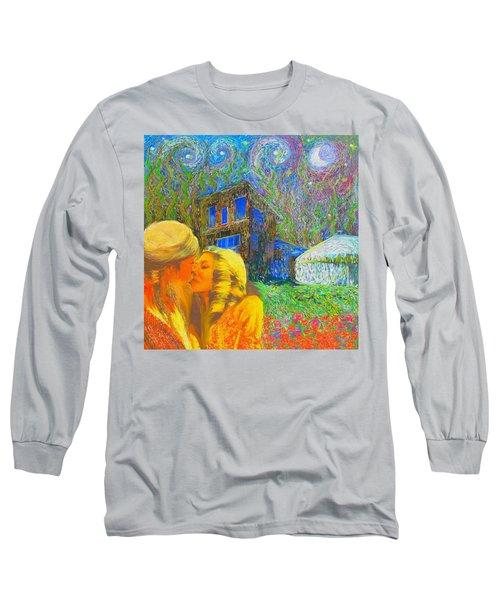 Nalnee And James Long Sleeve T-Shirt