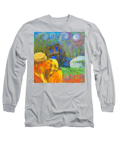 Nalnee And James Long Sleeve T-Shirt