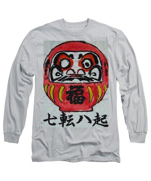 Nana Korobi Ya Oki Long Sleeve T-Shirt