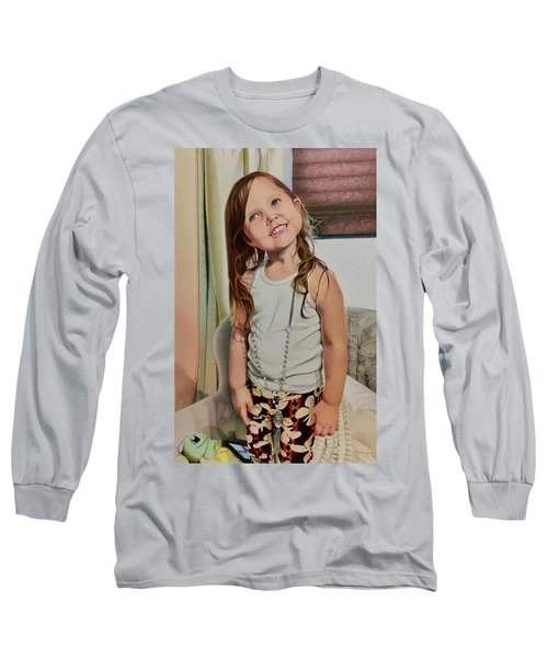 Nana's Necklace Long Sleeve T-Shirt