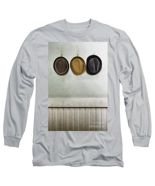 Narrative Long Sleeve T-Shirt