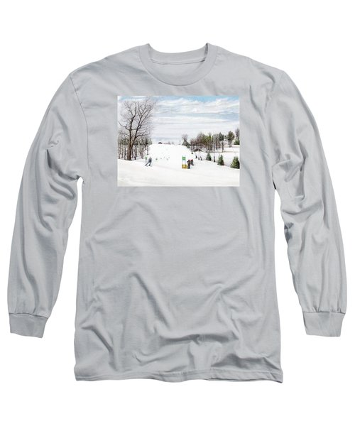 Nastar At Seven Springs Mountain Resort Long Sleeve T-Shirt