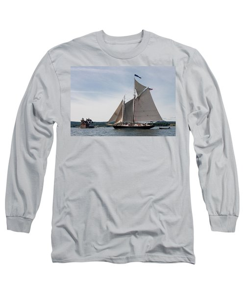 Nathaniel Bowditch 4 Long Sleeve T-Shirt