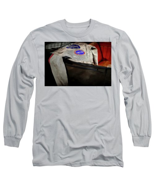 National Hot Rod Long Sleeve T-Shirt by Jerry Golab