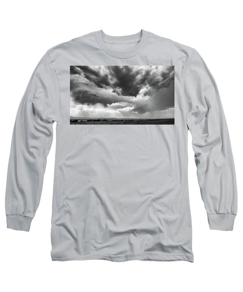 Nature Making Art Long Sleeve T-Shirt by Monte Stevens