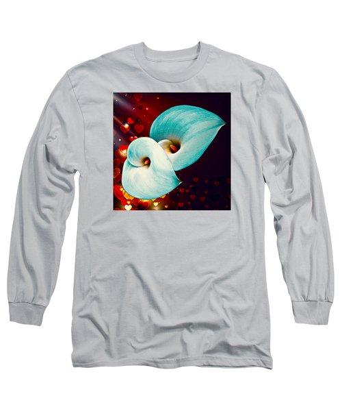 Natures Heart Long Sleeve T-Shirt