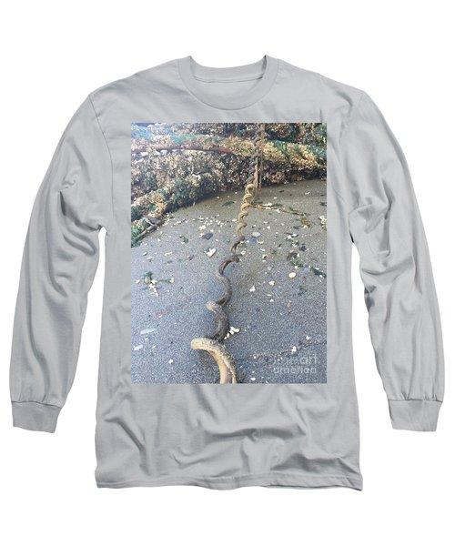 Nature's Spiral Long Sleeve T-Shirt