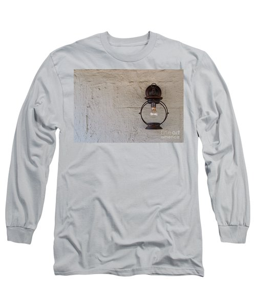 Nautical Wall Lamp  Long Sleeve T-Shirt