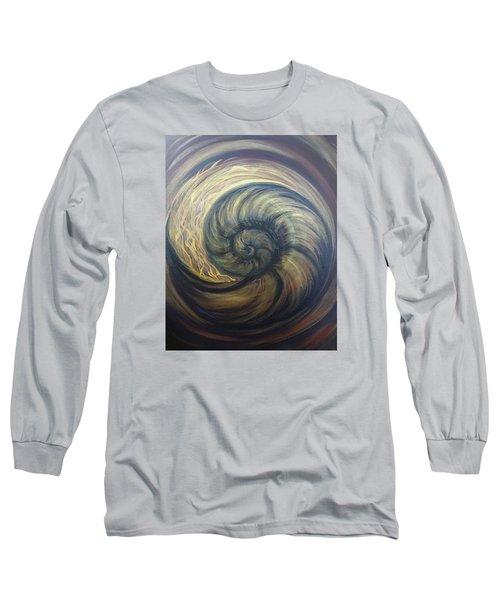 Nautilus Spiral Long Sleeve T-Shirt
