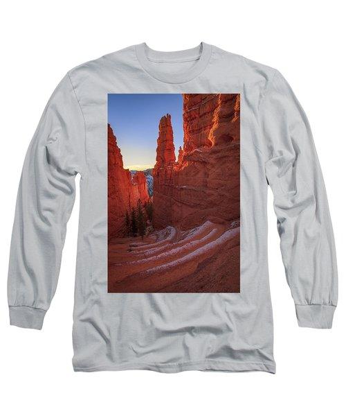 Navajo Loop Long Sleeve T-Shirt