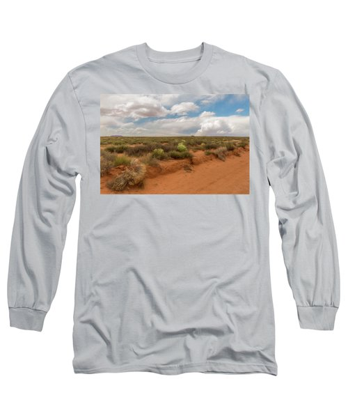 Navajo Reservation Long Sleeve T-Shirt