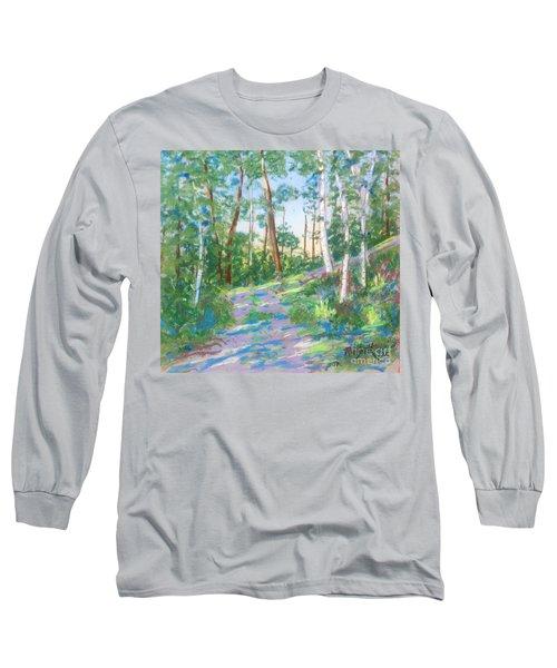 Near The Dingle Tower Halifax  Long Sleeve T-Shirt