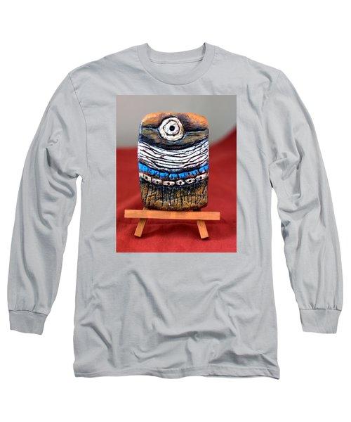 New Horizon Long Sleeve T-Shirt by Edgar Torres