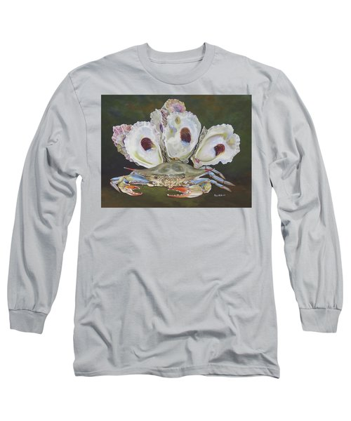 New Orleans Still Life Long Sleeve T-Shirt by Phyllis Beiser