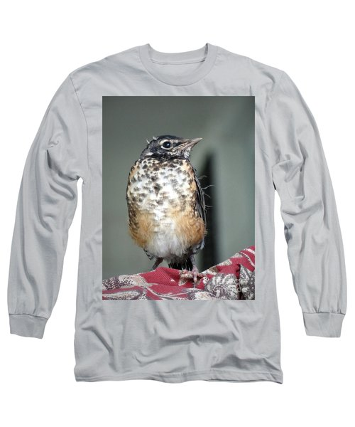 New To World Long Sleeve T-Shirt