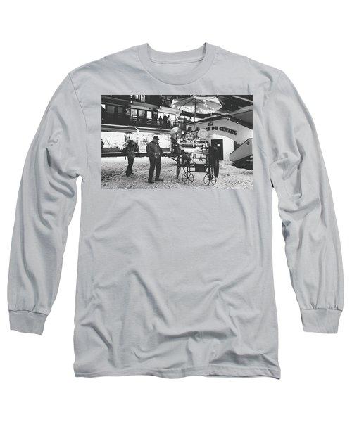 New Years Eve- Long Sleeve T-Shirt