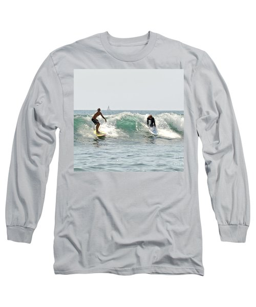 New Zealand Surf Long Sleeve T-Shirt
