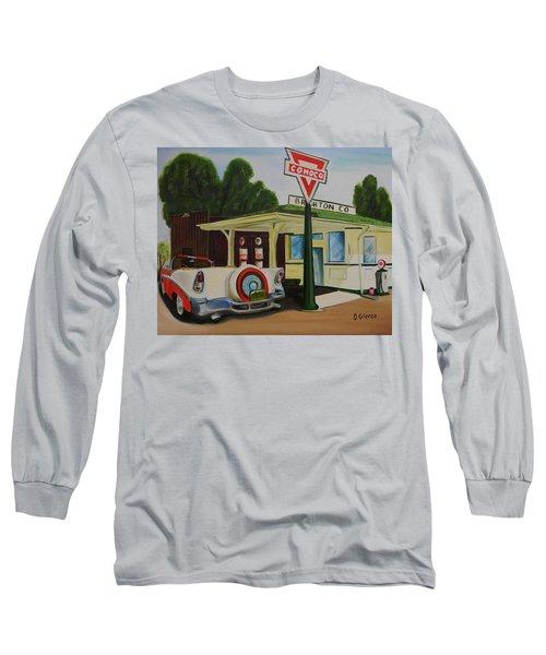 Next Stop The Rockies Long Sleeve T-Shirt