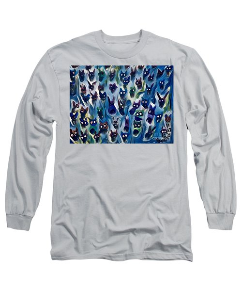 Night Of The Creepers Long Sleeve T-Shirt