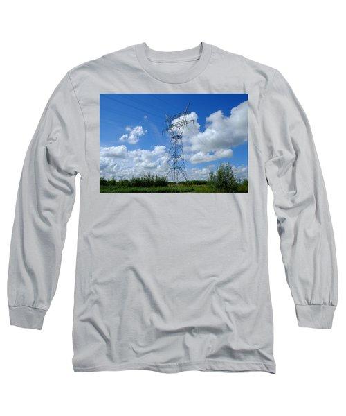 No Alien Long Sleeve T-Shirt