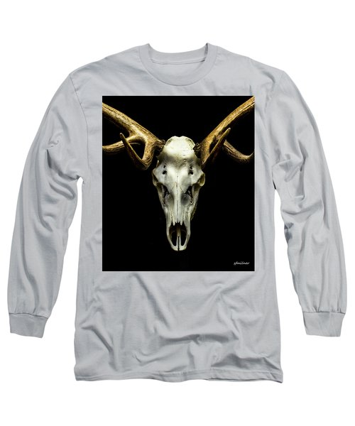No One Gets Out Alive Long Sleeve T-Shirt