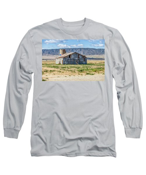No Trespassing Long Sleeve T-Shirt