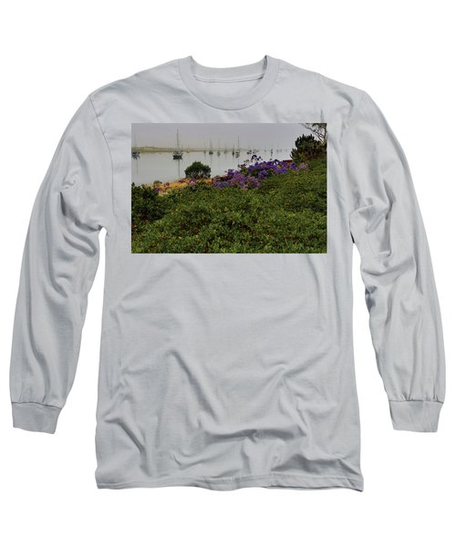 No Wind For Sailing Long Sleeve T-Shirt