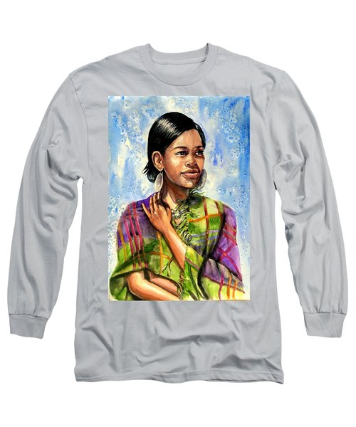 Norah Long Sleeve T-Shirt