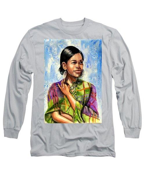 Norah Long Sleeve T-Shirt