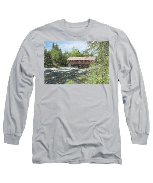 North Country Bridge Long Sleeve T-Shirt
