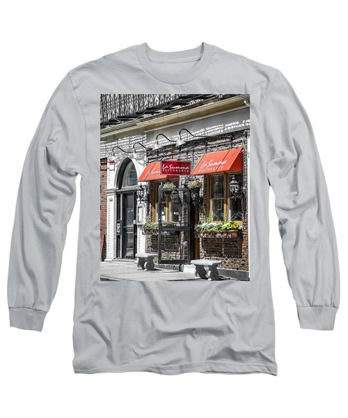 North End  Long Sleeve T-Shirt