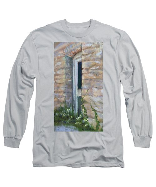 North Hill Alley Door Long Sleeve T-Shirt