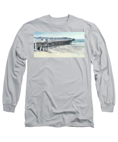Here And Beyond Long Sleeve T-Shirt