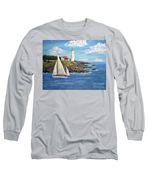 Northeast Coast Long Sleeve T-Shirt
