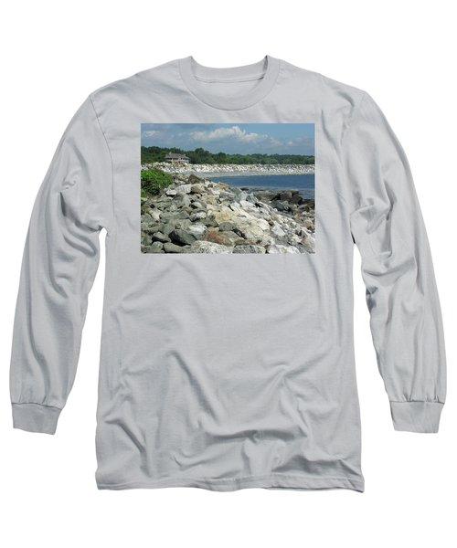 Northeast Us, Atlantic Coast, Rye Nh Long Sleeve T-Shirt