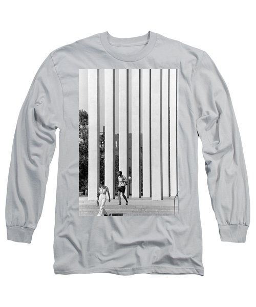 Northwestern National Life Columns Long Sleeve T-Shirt